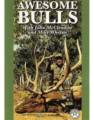Awesome Bulls - Trophy Elk Hunting DVD