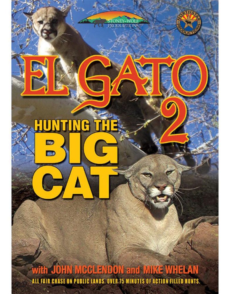 El Gato 2 - Mountain Lion Hunting DVD