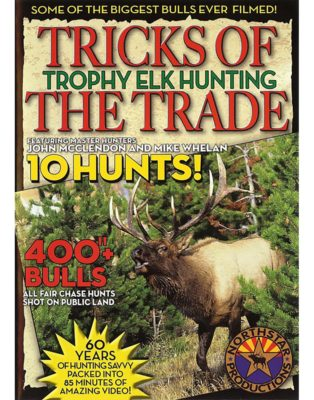 Trophy Elk Hunting Tricks Of The Trade DVD