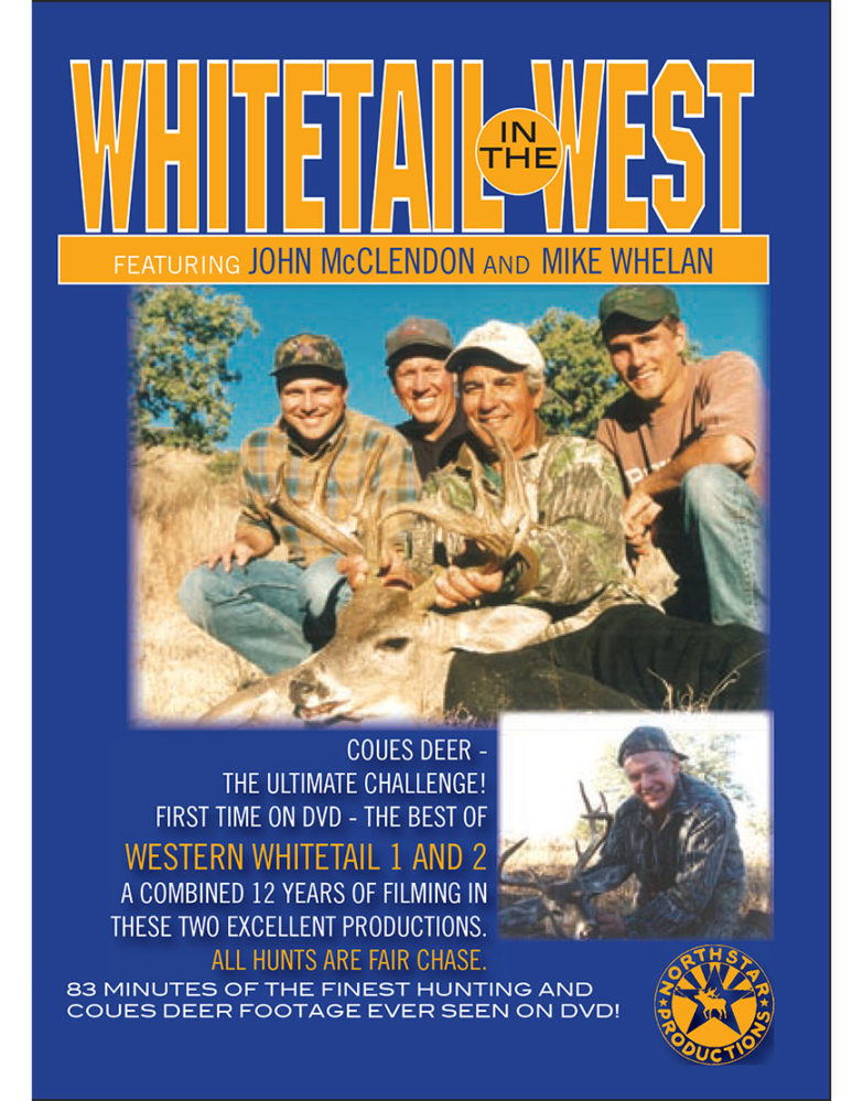 Whitetail In the West - Coues Deer Hunting DVD