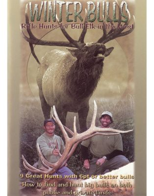 Winter Bulls - Trophy Elk Hunting DVD