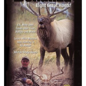 Elk, Deer, Bear, Mountain Lion, and Long Range Hunting DVDs